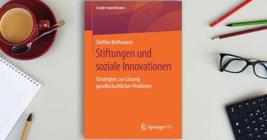 Stiftungen und soziale Innovationen