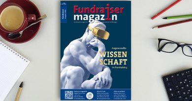Angewandte Wissenschaft im Fundraising