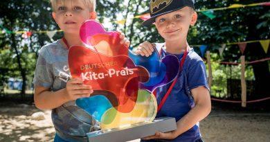 Deutscher Kita-Preis 2021: Schon jetzt registrieren