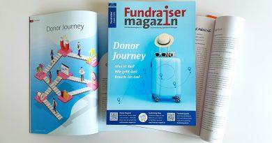 Donor Journey: Was ist das? Wie geht das? Brauch' ich das?