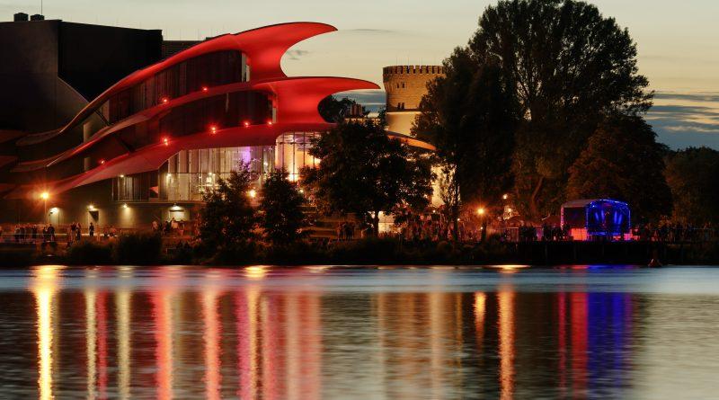 Schiffbauergasse in Potsdam Tagungsort des 12. KulturInvest 2020