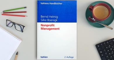 Fachbuch Nonprofit Management