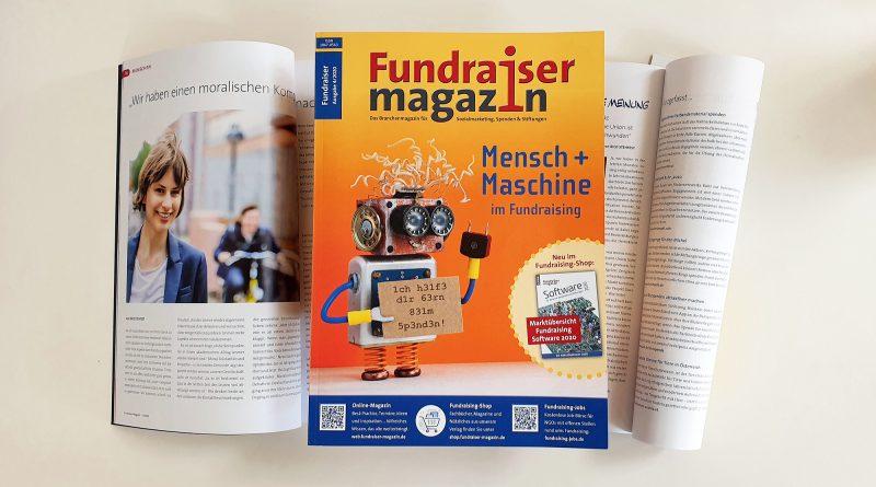Fundriaser-Magazin, Ausgabe 04-2020