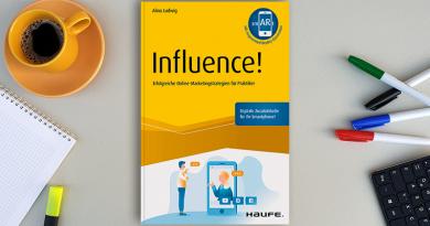 Fachbuch Influence!