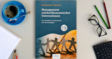 Fachbuch Management solidarökonomischer Unternehmen