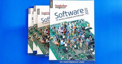 Software für Vereine, Verbände und Stiftungen im Vergleich – die Marktübersicht 2020
