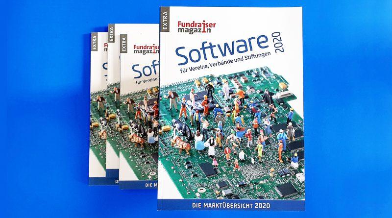 Marktübersicht 2020 Software für Verein, Verband und Stiftung