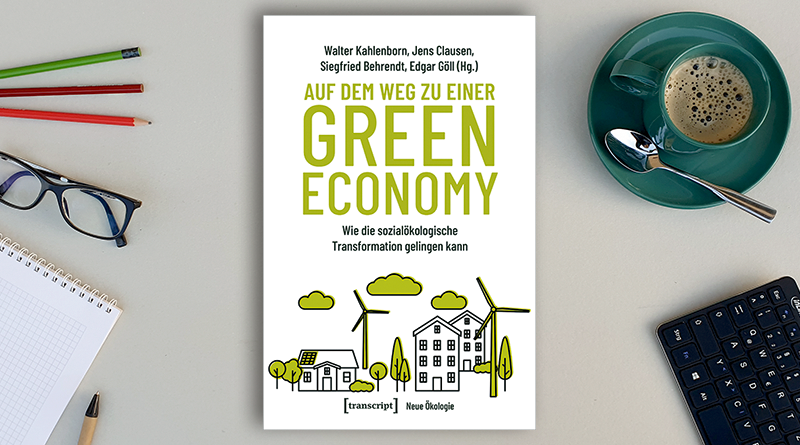 Fachbuch Auf dem Weg zu einer Green Economy