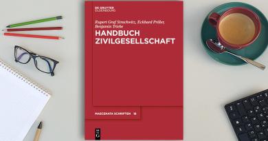 Fachbuch Handbuch Zivilgesellschaft