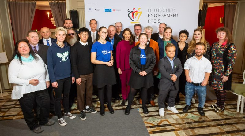 Preisträger des Deutschen Engagementpreis 2019