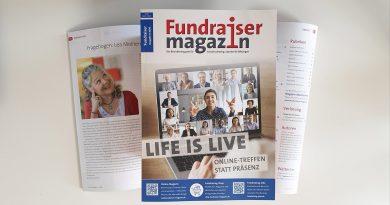 Life is Live – Online-Treffen statt Präsenz