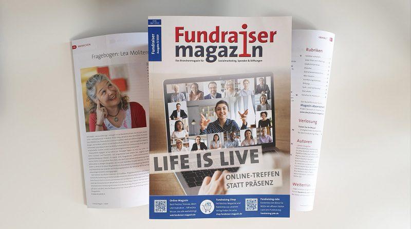 Fundraiser-Magazin 5/2020