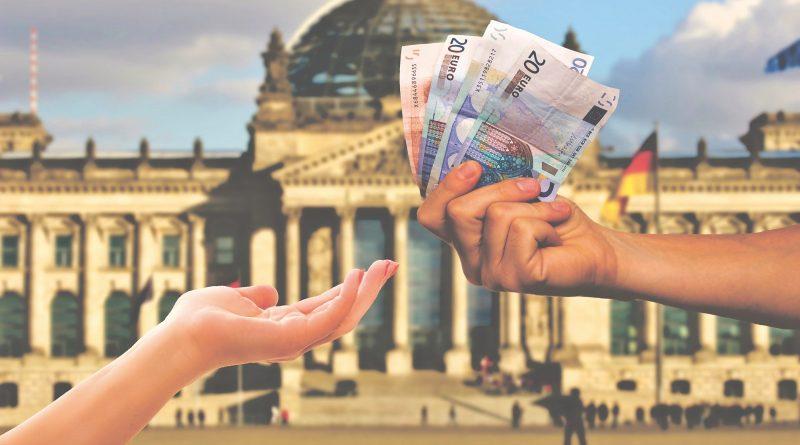 Geld Bundestag