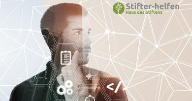 """Mit dem IT-Portal """"Stifter-helfen"""" fit für die Digitalisierung"""