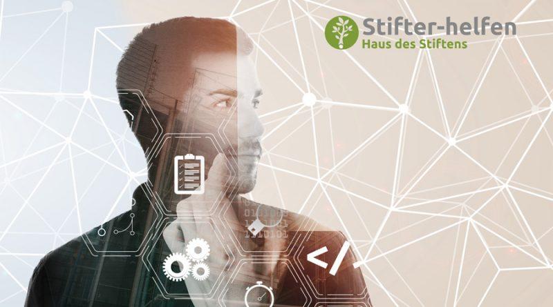 Mit dem IT-Portal Stifter-helfen fit für die Digitalisierung
