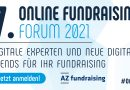 Online-Fundraisng Forum 2021 digital