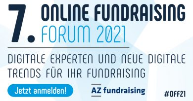 Online-Fundraisng Forum 2021 digital