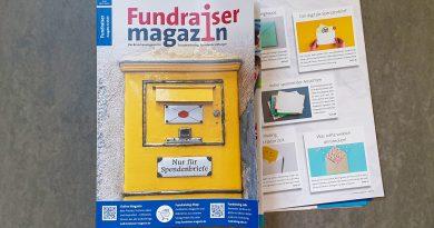 Das Spenden-Mailing: erfolgreich + kreativ