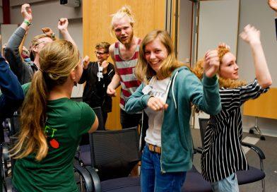 DBU Jugendkongress Teilnehmer