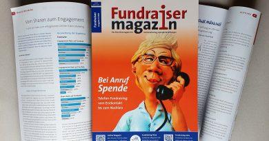 Fundraiser-Magazin 2/2021