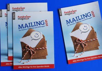 Extra-Heft: Mailing für Vereine, Verbände und Stiftungen – Alles Wichtige für Ihre Spendenbriefe