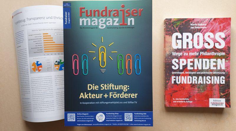 Fundraiser-Magazin 05/2021