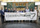 """Die Förderer des """"Förderpott.Ruhr 2020"""" feiern den Start der ruhrgebietsweiten Ausschreibung"""